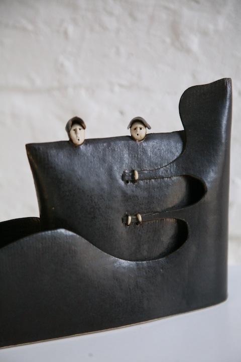 Ceramic Bowl by Victor Suissa Berlin