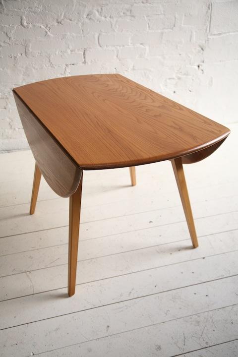 drop leaf dining table a beautiful light elm drop leaf dining table