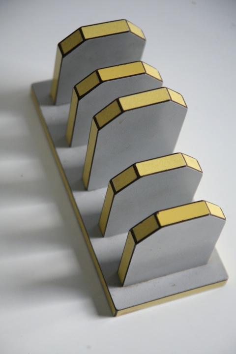 Formica Letter Rack