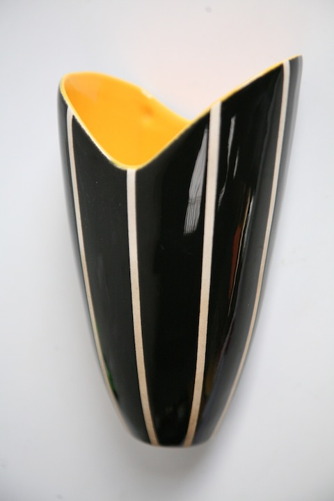 Hornsea Wall Vase by by John Clappison