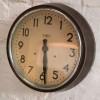 Large Smiths Bakelite Wall Clock