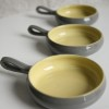 Set of 3 Denby Bowls