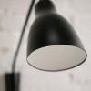 1950s Black Modernist Wall Lights