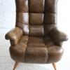 1960s Leather Armchair 2