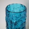 Whitefriars Bark Vase by Geoffrey Baxter 1967 1