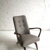 1960s Spring Rocking Chair1