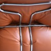 1970s Leather Chairs by Adriano Piazzesi Italy3