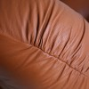 1970s Leather Sofa by Adriano Piazzesi Italy4