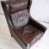 Borge Morgensen Leather Lounge Chair 2