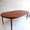 Danish Teak Dining Table by Harry Ostergaard for Randers Mobelfabrik4