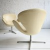 Swan Chairs by Arne Jacobsen for Fritz Hansen3