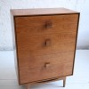 Teak Chest of Drawers Designed by Ib Kofod Larsen in 1963 for the G-Plan 2