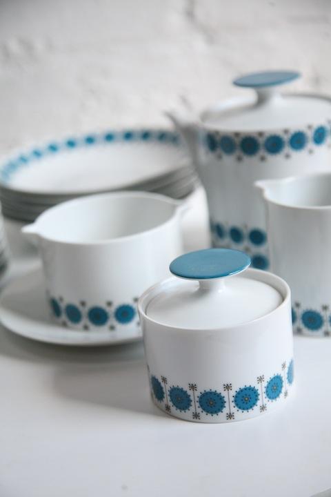Thomas Tea and Coffee Set - Blue