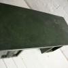 Vintage Industrial Green Metal Desk3
