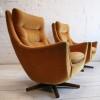 1960s Parker Knoll Swivel Chair1