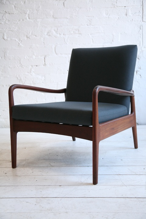 1960s Armchair By Greaves And Thomas Cream And Chrome