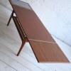 1960s Teak Danish Coffee Table by Trioh 2