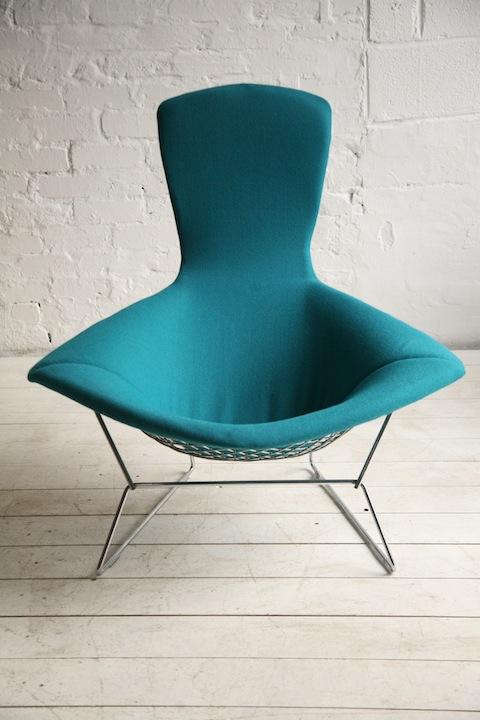 Bird Chair by Harry Bertoia 1