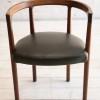 Rosewood Chair by Ole Gjerlov-Knudsen and Torben Lind1