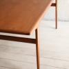 Teak Dining Table by Niels Moller 2