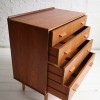 1960s Teak Chest of Drawers 2