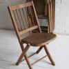 Set of 6 Vintage Folding Chairs 1