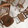 Set of 6 Vintage Folding Chairs 4
