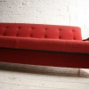 1950s Red Sofabed 2