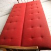 1950s Red Sofabed 4