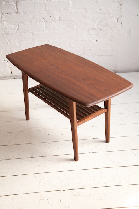 1960s Afromosia Coffee Table