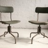 Pair of Tansad Desk Chairs 1