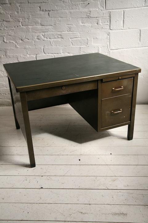 Vintage Steel Furniture Vintage Steel Desk 2 Furniture Nongzico