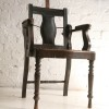 Vintage Victorian Barbers Chair
