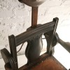 Vintage Victorian Barbers Chair3