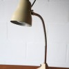 1940s Cream Desk Lamp