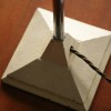 1940s Cream Desk Lamp 2