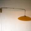1950s Brass Wall Light 3