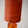 1960s Shatterline Resin Table Lamp2