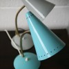 Blue and Grey Maclamp Desk Lamps 1
