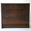 Danish Rosewood Chest of Drawers 3
