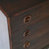 Danish Rosewood Chest of Drawers 4