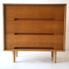 Oak Chest of 3 Drawers by Stag