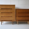 Oak Chest of 3 Drawers by Stag2