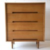 Oak Chest of 4 Drawers by Stag