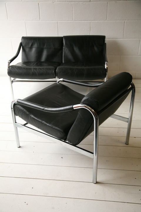 Pieff Sofa and Chair
