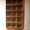VIntage Oak Filing Cabinet1