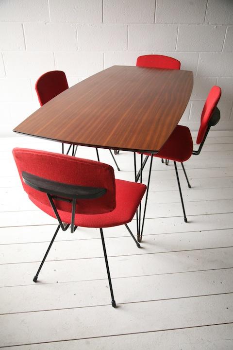 1950s Brianco Dining Set