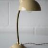 1950s Italian Cream Desk Lamp1