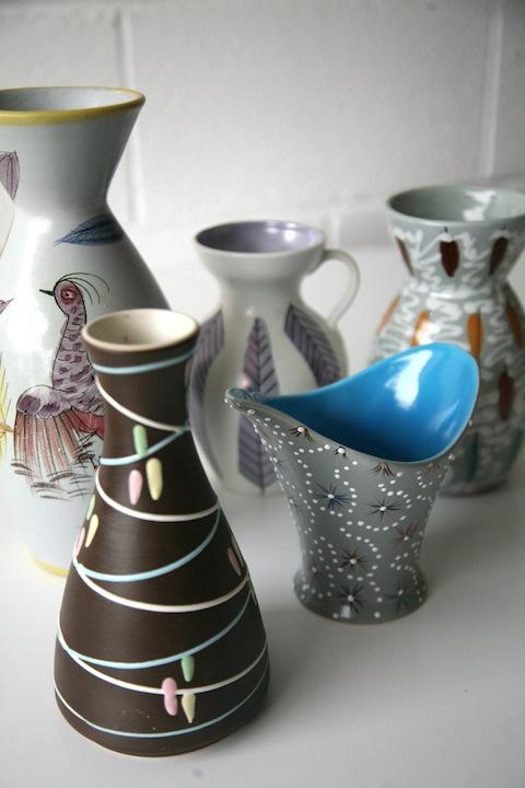 1950s Vases 1