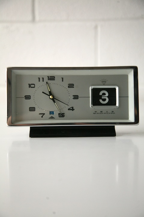 1960s Clock - Made in China